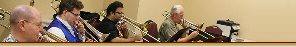 Trombone at Jazz Camp